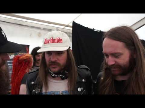 The Shrine Interview Download Festival 2016