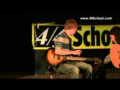 Trevor B 44 School of Music Fall Concert 2012 Guitar Lessons