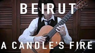 Beirut - A Candle's Fire (Guitar Version)