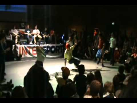 bHIP Blue Energy Drink & Breakdance Zagreb 2011
