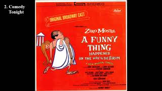 A Funny Thing Happened on the Way to the Forum (1962) [Full Album]