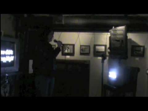 Karaoke Underground, Austin, TX 12.05.09