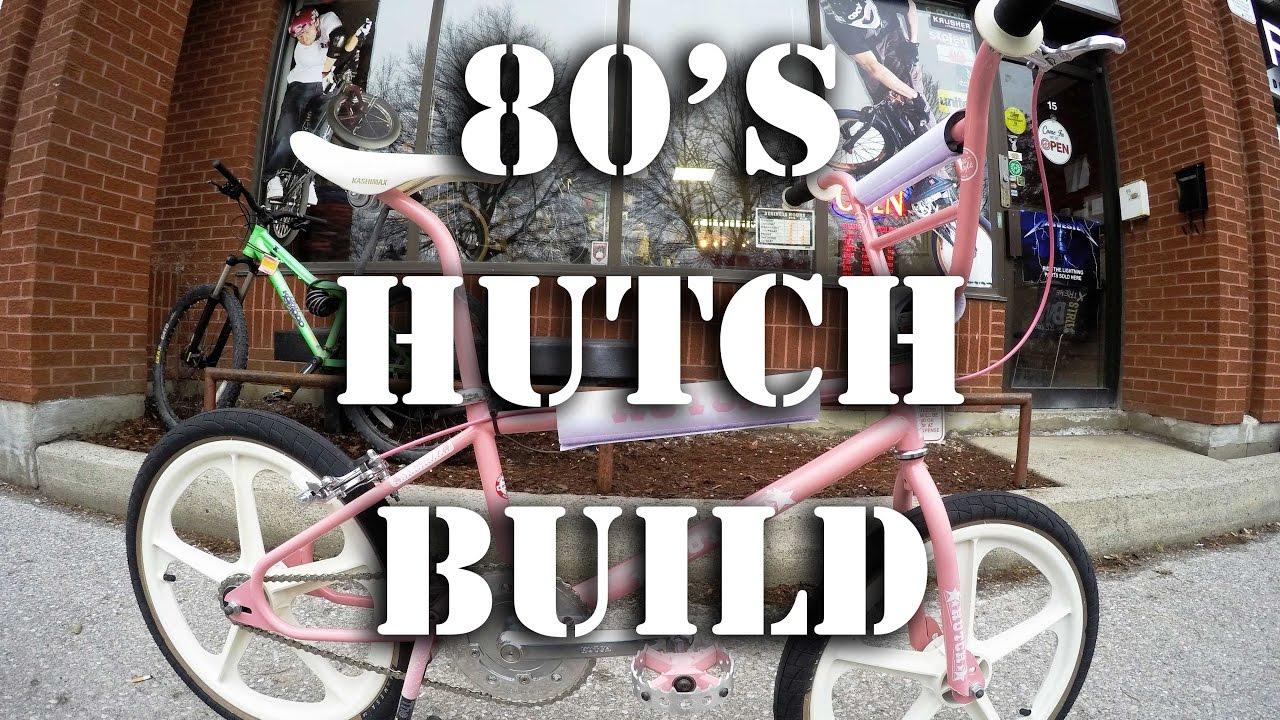 80 S Hutch Old School Bmx Fully Custom 2017 Build Harvester Bikes