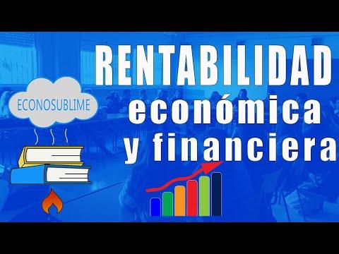Download Rentabilidad económica y financiera