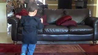 Justin Bieber Baby cover by Isaiah Morgan 3 years old!