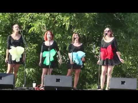 4tetky na Slámafestu - Lalipap