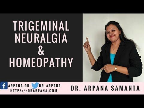 ट्राईजेमिनल न्यूरलजिया के लक्षण और होम्योपैथिक दवाई    TRIGEMINAL NEURALGIA And Homeopathy
