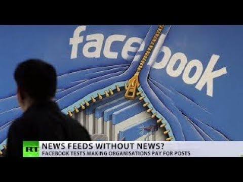 'Facebook abuses its monopoly power to increase profit & censor news' – journalist M