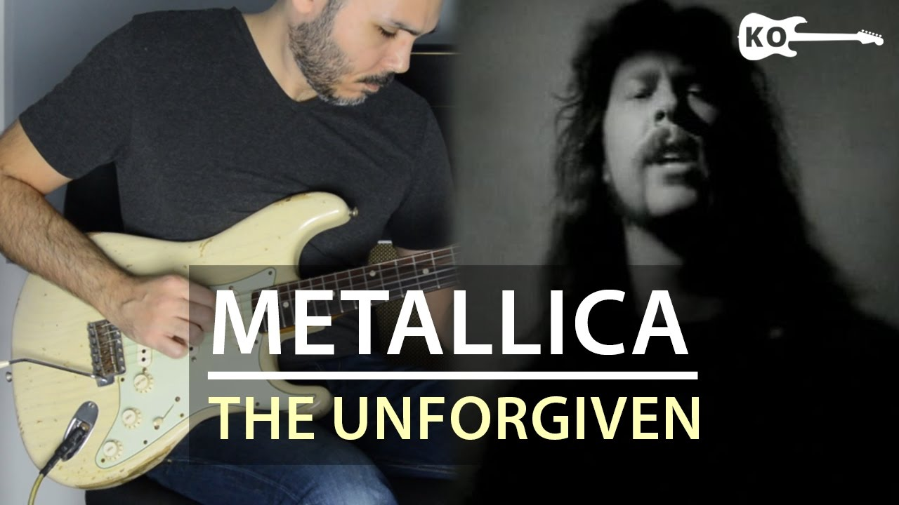 Metallica The Unforgiven Electric Guitar Cover By Kfir Ochaion