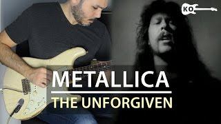 Metallica - The Unforgiven - Electric Guitar Cover by Kfir Ochaion