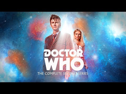 Download Youtube: The Tenth Doctor and Rose Tyler - Series 2 Steelbook Trailer - Doctor Who