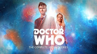 The Tenth Doctor and Rose Tyler - Series 2 Steelbook Trailer - Doctor Who