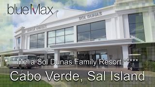 Melia Sol Dunas Family Resort 4K www.bluemaxbg.com