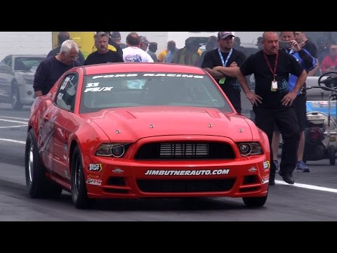 CPTV E-TOWN - Ford Performance Factory Stock Team