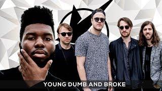 Imagine Dragons, Khalid - Thunder / Young Dumb & Broke [K]