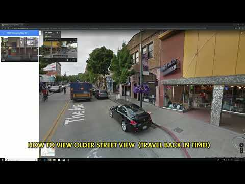 How To See Older Street Views On Google Maps (Travel Back In Time)