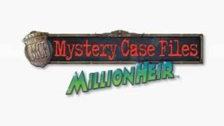 MYSTERY CASE FILES MILLIONHEIR by www.amh-camelbag.de