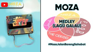 Download Mp3 Moza - Medley  Lagu Galau