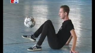Вместо урока физкультуры необычный мастер-класс