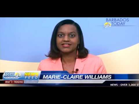 BARBADOS TODAY MORNING UPDATE - May 2, 2017