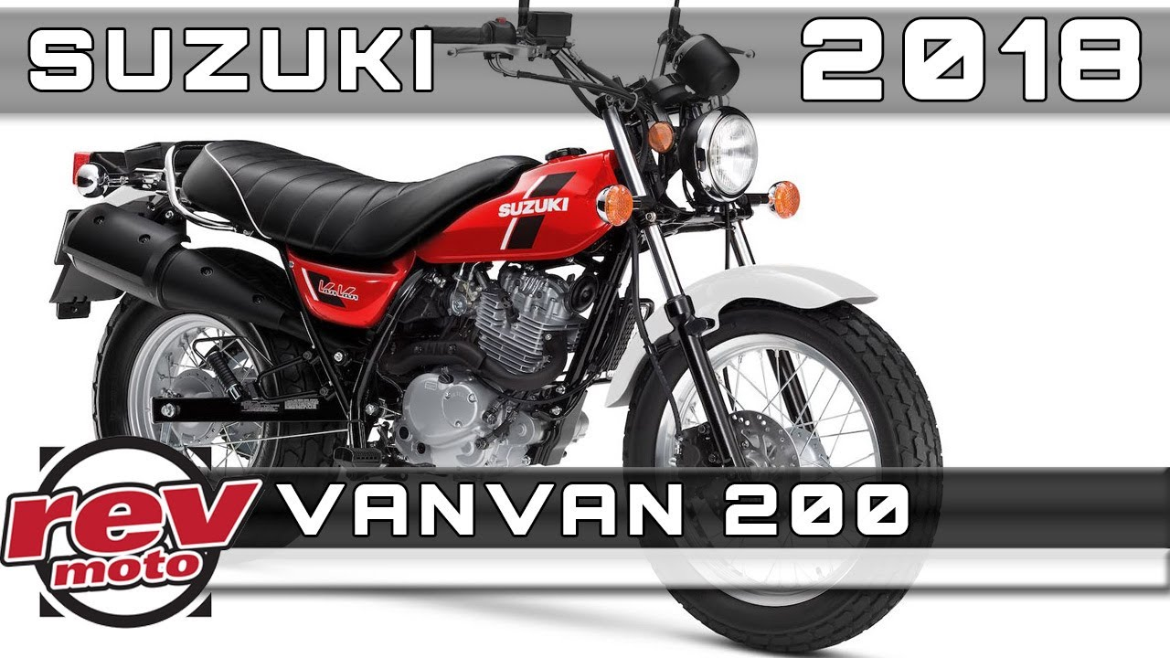 2018 suzuki van van 200.  suzuki 2018 suzuki vanvan 200 review rendered price release date throughout suzuki van 8