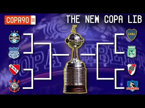 How The F*ck Does The New Copa Libertadores Work??