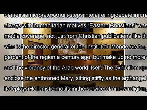 [Daily Times]What christian artifacts of the middle east can show us about tolerance