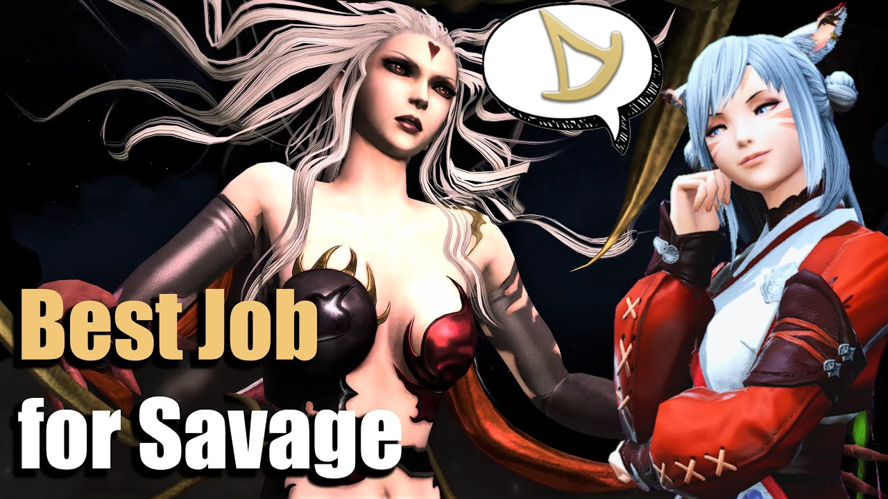 Best Jobs/Roles for Starting into Savage or Ultimate Content