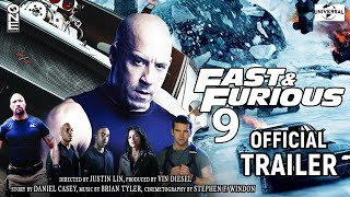 FAST AND FURIOUS 9 | UPCOMING MOVIE | FULL HD | 31 Interesting  Facts | Vin Diesel |Justin Lin