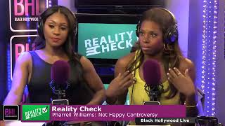 Reality Check w/ China Upshaw | June 6th, 2014 | Black Hollywood Live