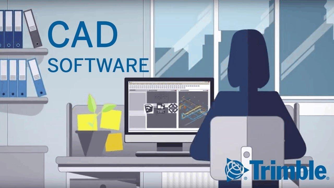 CAD-Software Plancal nova ► 3D-Modellierung ►Schnell & unabhängig | Trimble