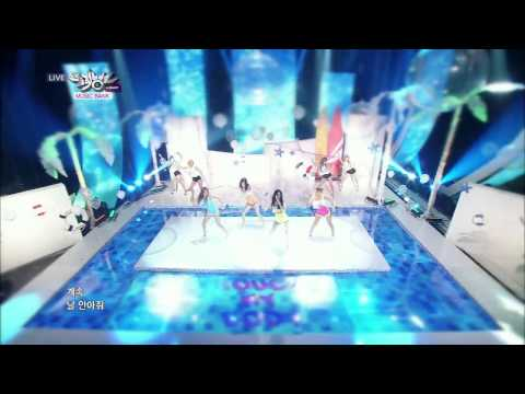 [HIT] 뮤직뱅크-SISTAR - Touch My Body.20140725
