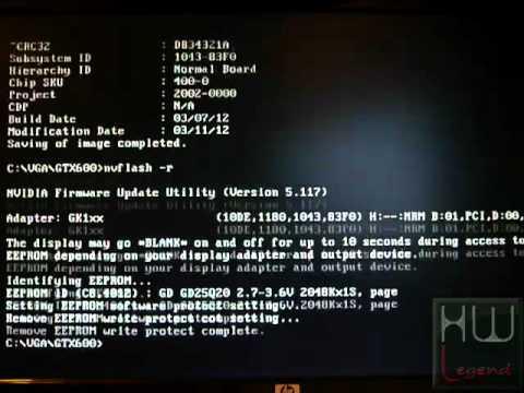 Video Flash GeForce GTX680