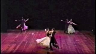 San Francisco Ballroom Dance Theatre: The Competition