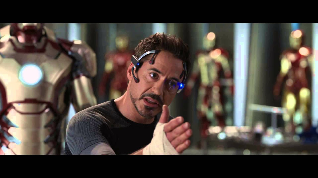 iron man 3 extrait apr s new york vf youtube. Black Bedroom Furniture Sets. Home Design Ideas