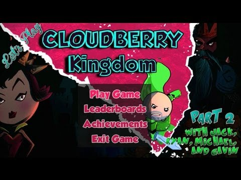 Let's Play – Cloudberry Kingdom Part 2
