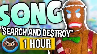 "1 HOUR► FORTNITE BATTLE ROYALE SONG ""Search and Destroy"" by TryHardNinja"