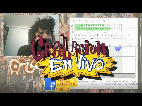 OsO sTuDi0 Grabacion en vivo hacer un RAP  con sample de chinchinero