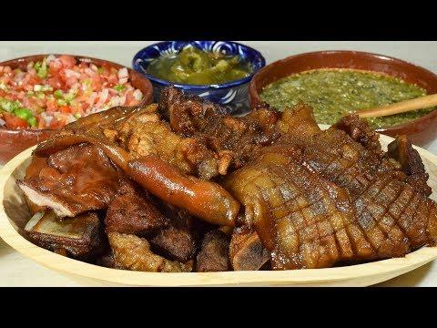 CARNITAS Estilo Michoacán Receta Original Para Negocio
