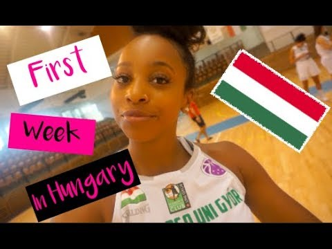 FIRST WEEK IN HUNGARY