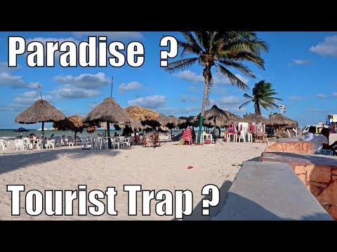 PROGRESO- YUCATAN'S Biggest Tourist Trap? (Mexico Travel)