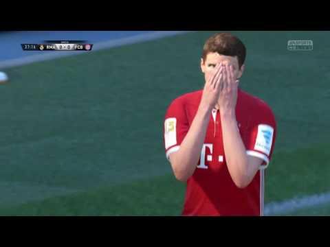 DEMO FIFA 17 : Match Test !