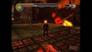 Ghost Rider PlayStation 2 Gameplay - Dont