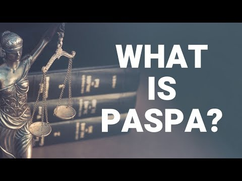 What Is PASPA? US Legal Sports Betting Explained