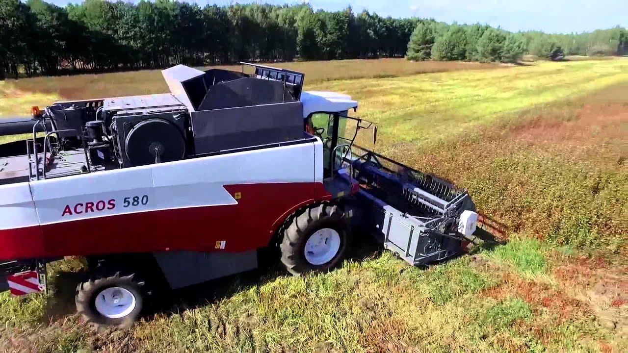 Купить зерноуборочные комбайны acros акрос (ростсельмаш), различных модификаций, 530 560 580 590, новые и бу сельхозтехника объявления о продаже.