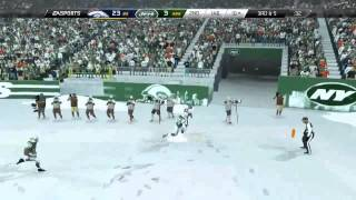 Madden 25::XBOX ONE Gameplay::GREATEST GAME EVER!!!-Jets Vs. Broncos-PLAYOFF Gameplay XboxOne
