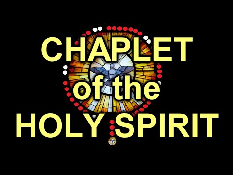 Chaplet of the Holy Spirit