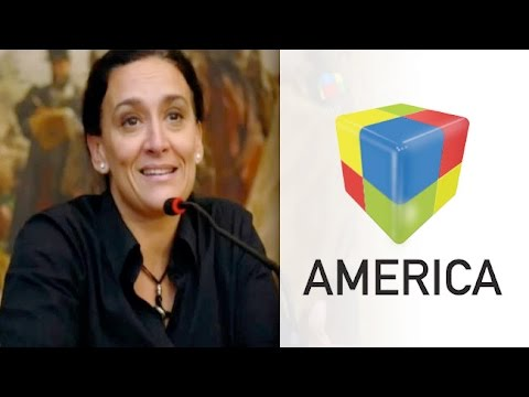 Internaron a Gabriela Michetti por un virus intestinal