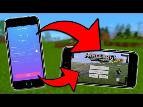 How To Record Your iPhone Screen Without Jailbreak (iOS Screen Recorder)