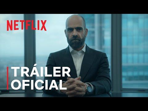 Netflix presenta Los favoritos de Midas, la nueva serie de Luis Tosar